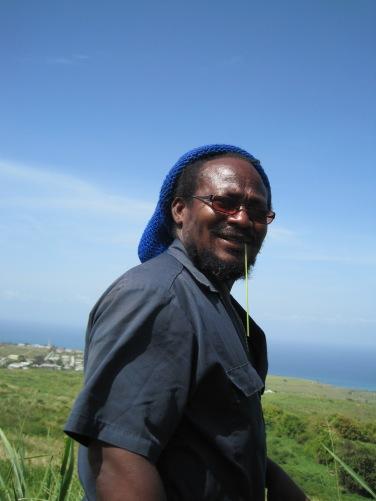 Vybrashun (St Kitts), Caribbean Sea, April 2010
