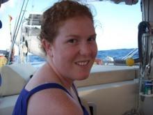 Caitlyn Stanley (AU), Pacific Tuvalu-Solomon Islands, Dec 2010 to Jan 2011