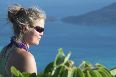 Maxine Carroll (CAN), Barrier Reef & Arafura Sea, Jun 2011 to Sep 2011