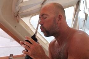 Neil Bryan (UK), Indian Ocean Mauritius-South Africa, Nov 2012 to Dec 2012