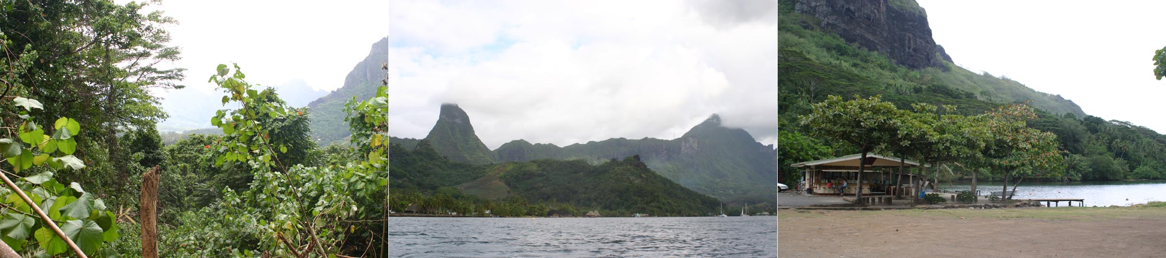 moorea how to get there