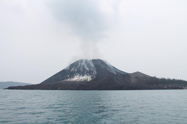 Baby krakatoa